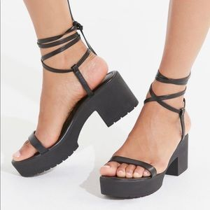 Urban Outfitters Strappy Sandal